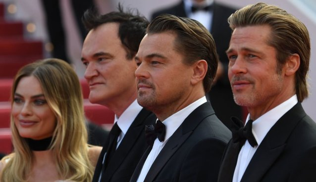Quentin Tarantino's 'Once Upon a Time ... in Hollywood' Debuts at Cannes