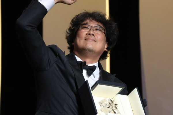 South Korean Movie 'Parasite' Wins the Palme d'Or at Cannes