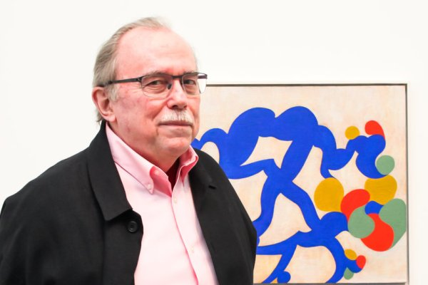 Thomas Nozkowski, Painter of Bold (if Small) Abstractions, Dies at 75