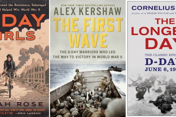 5 Books That Shed Light on D-Day