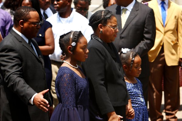 Finding Mercy in the Wake of the Charleston Massacre