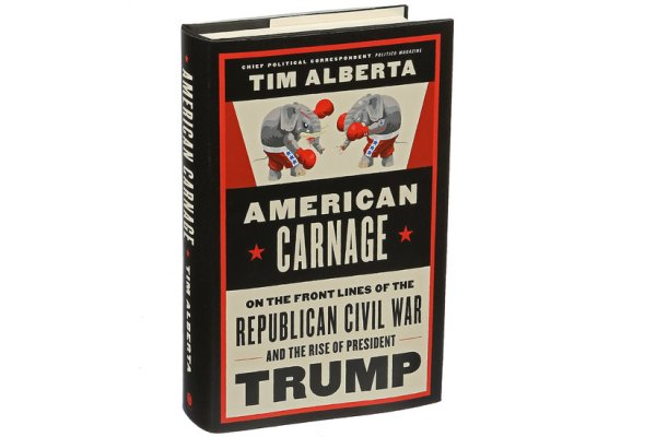 'American Carnage' Shows How War Between Republicans Led to Their Peace With Trump