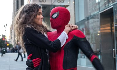 'Spider-Man: Far From Home' Leads at Box Office Over Holiday Weekend