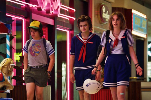 'Stranger Things 3': A Guide to the Major Pop Culture References