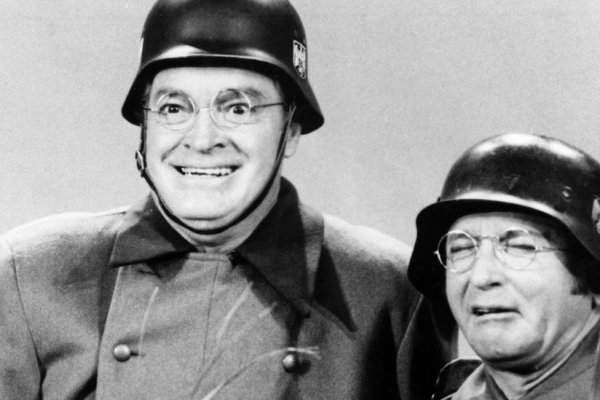 Arte Johnson, 'Very Interesting' Comic Actor, Is Dead at 90