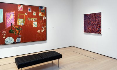 MoMA Reboots With 'Modernism Plus'