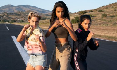 'Charlie's Angels' Review: Um, You Go, Girls?
