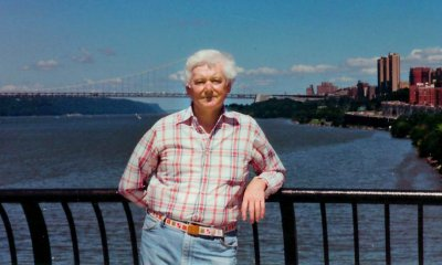 Don McDonagh, Dance Critic and Author, Dies at 87