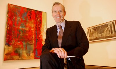 Donald B. Marron, Financier, Art Collector and Philanthropist, Dies at 85