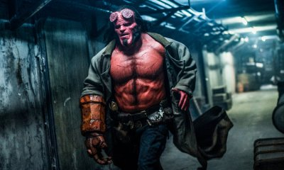 What's on TV Monday: 'Hellboy' and 'Burlesque'