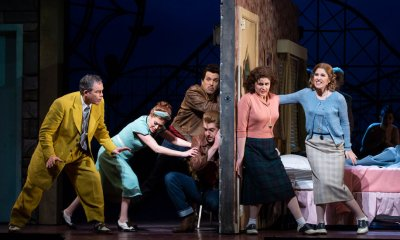 Review: 'Così' at the Met, as Mild as a Coney Island Morning