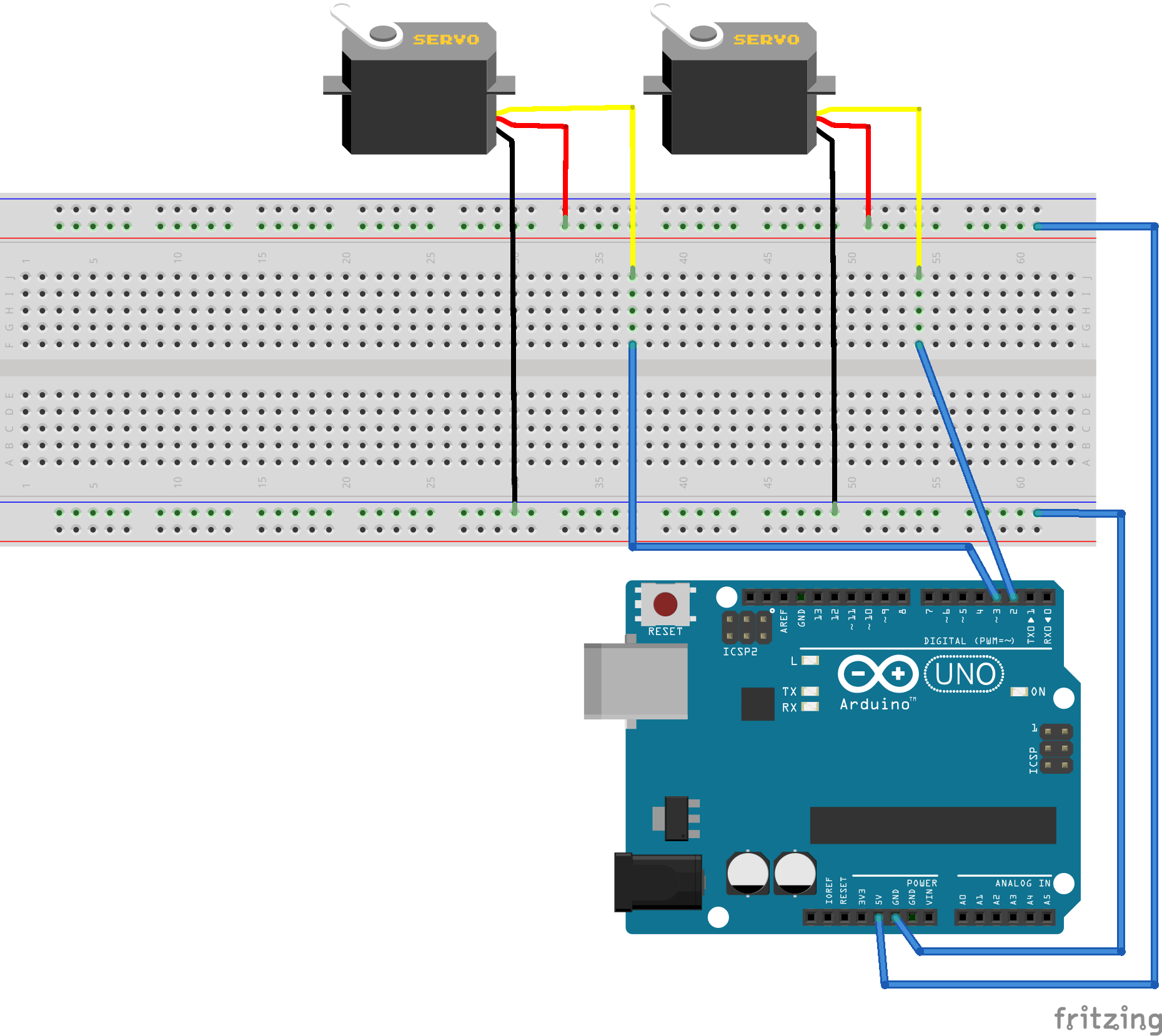 hight resolution of using an arduino with vsa