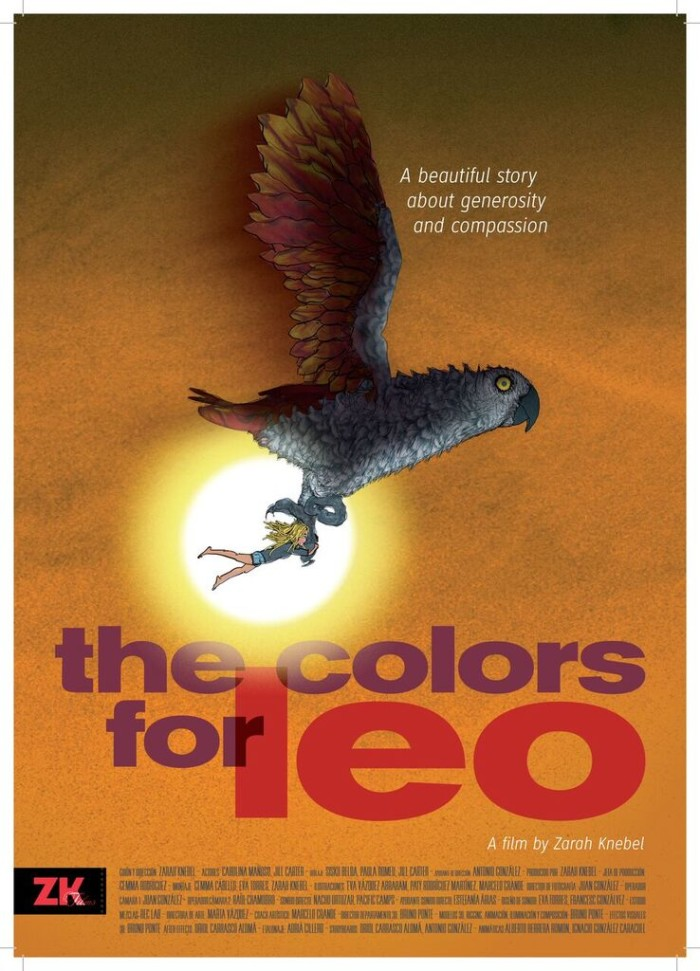 The Colors of Leo (Zarah Knebel)