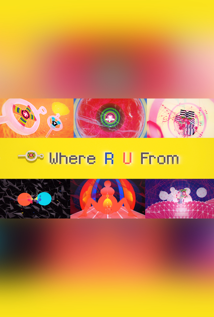Where RU From (Junghyun Park)