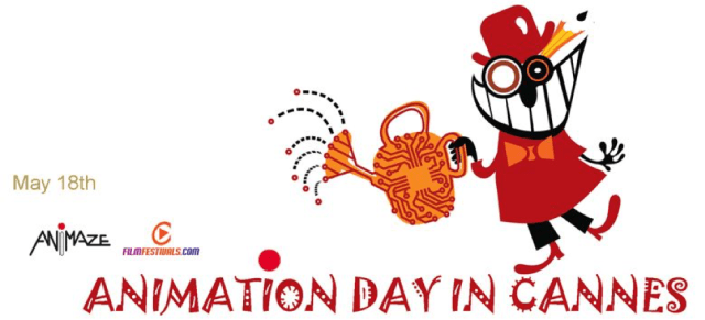 Animation Day in Cannes - May 18