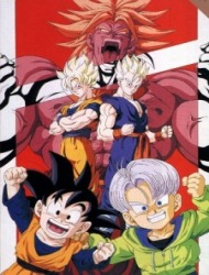 Dragon Ball Z Movie 10: Broly – Second Coming (Dub)
