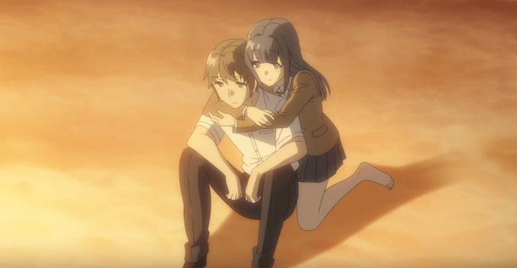 咲太と翔子_青ブタ