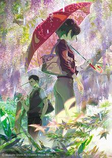 The Garden Of Words Streaming Vf : garden, words, streaming, Garden, Words, (film), Anime-Kun