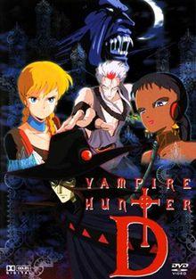 Vampire Hunter D : Chasseur De Vampires : vampire, hunter, chasseur, vampires, Vampire, Hunter, (film), Anime-Kun