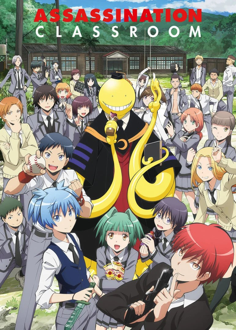 Nonton Assassination Classroom Live Action Sub Indo : nonton, assassination, classroom, action, Assassination, Classroom, Anime-Planet