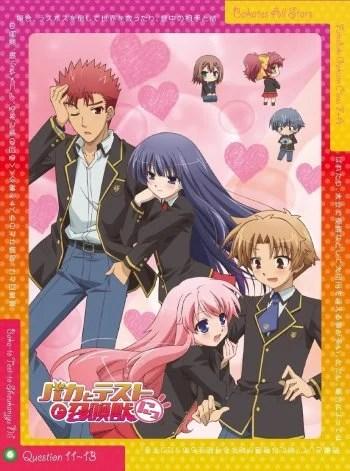 Download Baka To Test Season 2 Sub Indo Batch : download, season, batch, Shoukanjuu:, Spinout!, Bokura, Nichijou, Anime-Planet