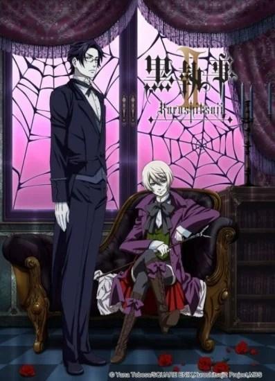 Black Butler Season 2 Episode 1 English Dub : black, butler, season, episode, english, Black, Butler, Anime-Planet