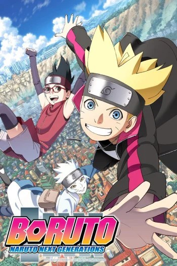 Download Boruto Episode 50 : download, boruto, episode, Boruto:, Naruto, Generations, Anime-Planet