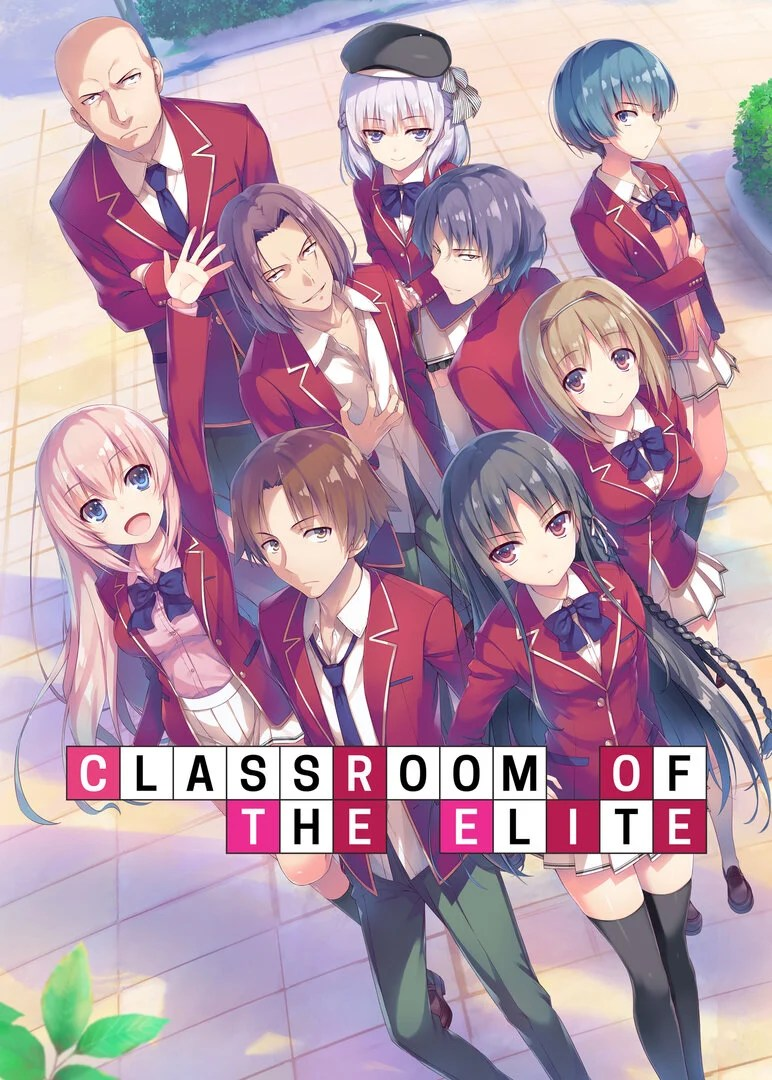 Classroom Of The Elite Streaming Vostfr : classroom, elite, streaming, vostfr, Watch, Classroom, Elite, Episode, Online, People, Commonly, Mostly, Their, Stupidity., Anime-Planet