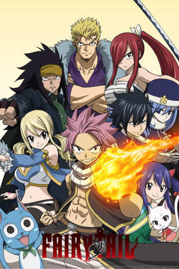 Fairy Tail Episode 1 : fairy, episode, Fairy, Anime-Planet
