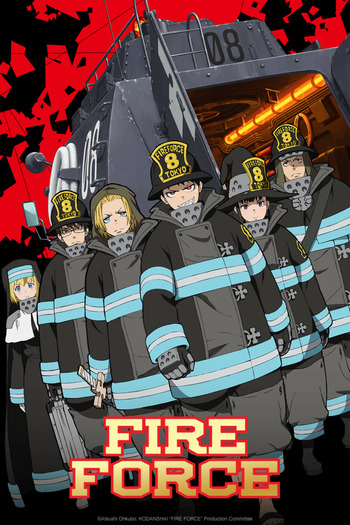 Fire Force Ep 20 Vostfr : force, vostfr, Watch, Force, Anime, Online, Anime-Planet
