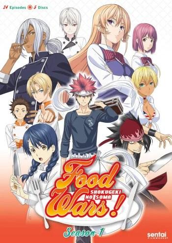 Shokugeki No Soma - Saison 1 Episode 3 Vostfr : shokugeki, saison, episode, vostfr, Wars!, Shokugeki, Souma, Anime-Planet