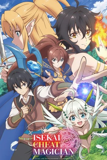 Isekai Cheat Magician - Episode 1 Vostfr : isekai, cheat, magician, episode, vostfr, Watch, Isekai, Cheat, Magician, Episode, Online, Another, World, Anime-Planet