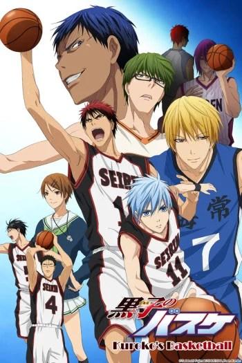 Saison 4 Kuroko No Basket : saison, kuroko, basket, Kuroko's, Basketball, Anime-Planet