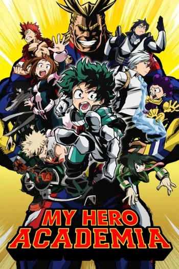 Boku No Hero Academia Season 2 Episode 11 : academia, season, episode, Watch, Academia, Episode, Online, Anime-Planet