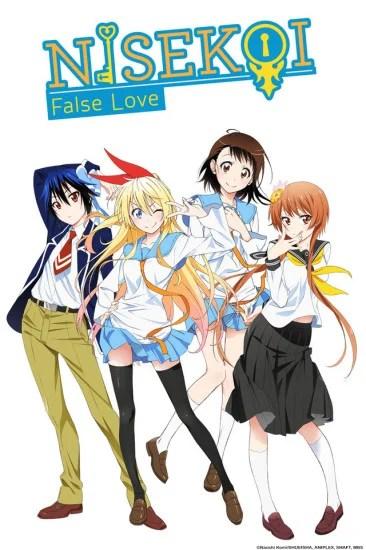 Nisekoi Episode 1 Vostfr : nisekoi, episode, vostfr, Nisekoi, Anime-Planet
