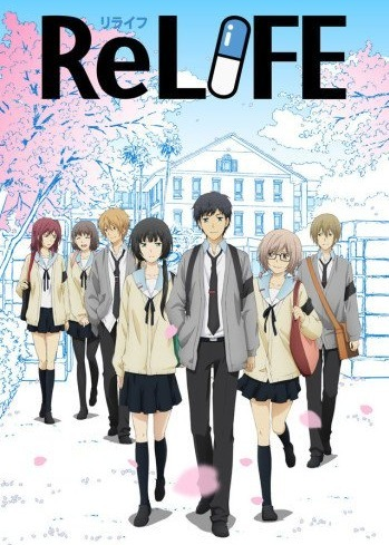 Download Relife Sub Indo : download, relife, Watch, ReLIFE, Anime, Online, Anime-Planet