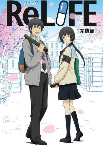 Download Relife Sub Indo : download, relife, Watch, ReLIFE:, Kanketsu-hen, Episode, Online, Anime-Planet