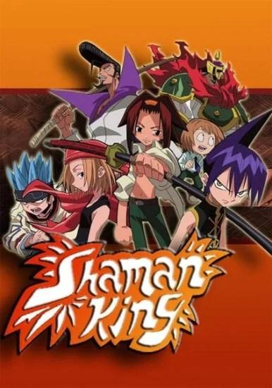 Shaman King Batch : shaman, batch, Shaman, Anime-Planet