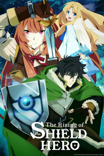 The Rising Of The Shield Hero 2 Vostfr : rising, shield, vostfr, Watch, Rising, Shield, Episode, Online, Slave, Anime-Planet