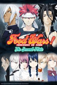 Food Wars Saison 3 Episode 1 Vf Streaming : saison, episode, streaming, Wars!, Shokugeki, Souma, Anime-Planet