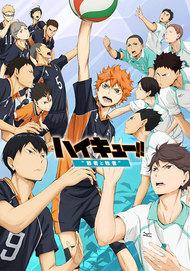 Haikyuu Season 3 Sub Indo Batch : haikyuu, season, batch, Haikyuu!!, Karasuno, School, Shiratorizawa, Academy, Anime-Planet