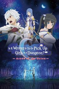 Danmachi Saison 2 Episode 12 : danmachi, saison, episode, Wrong, Girls, Dungeon?, Anime-Planet