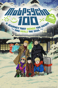 Mob Psycho 100 S2 04 Vostfr : psycho, vostfr, Psycho, First, Spirits, Company, Journey, Mends, Heart, Heals, Anime-Planet