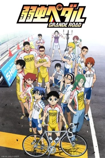 Nonton Yowamushi Pedal Season 4 Subtitle Indonesia Full Episode...