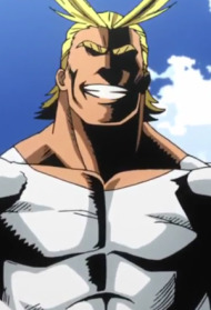 Muscular Anime Characters : muscular, anime, characters, Muscular, Characters, Anime-Planet