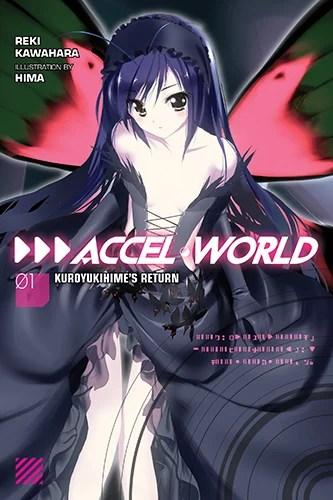 Accel World (light Novel) Manga  Animeplanet
