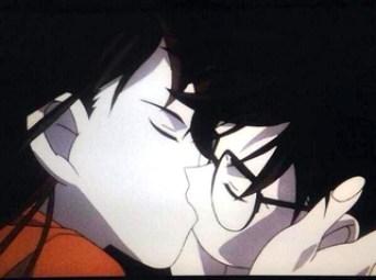 14番目のターゲット 空気のキス