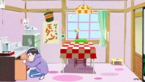15話 一松が台所捜索中_R