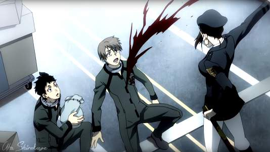 Deadmanwonderland-Video5-300 Deadman Wonderland OVA 1 Review