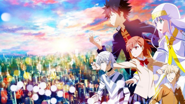 ACertainMagicalIndex-Header-TV1-600-768x432 Anime by Genre